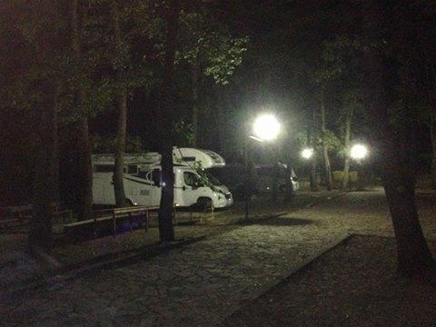 Campeggio Makumba, sosa camper in Basilicata vicino Matera e Venosa